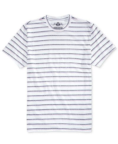 American Rag Men's Copenhagen Stripe T-Shirt, Created for Macy's