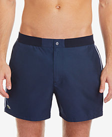 "Lacoste Men's 5.5"" Swimsuit"