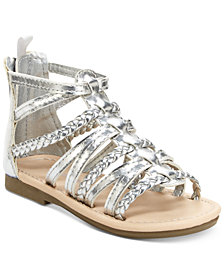 Carter's Smile Gladiator Sandals, Toddler Girls & Little Girls