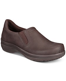 Easy Works by Bind Slip-on Clogs