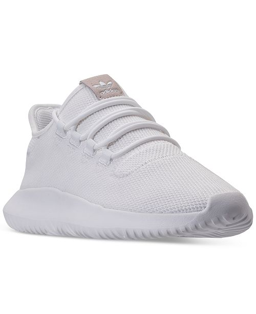 size 40 b61d8 bcac2 adidas Big Boys' Tubular Shadow Casual Sneakers from Finish ...