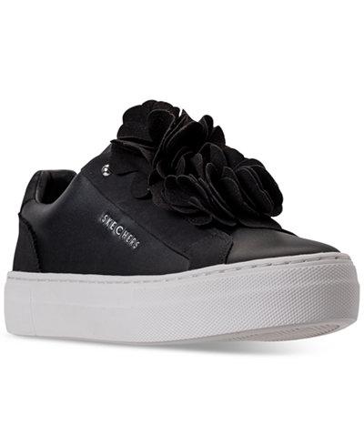 Skechers Women's Alba - Bloomn' Casual Sneakers from Finish Line