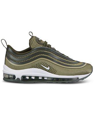 nike air max 97 ul '17 gold men's casual shoe