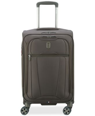 """Helium 360 21"""" Expandable Spinner Carry-On Suitcase, Created for Macy's"""