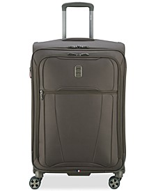 "CLOSEOUT! Helium 360 25"" Expandable Spinner Suitcase, Created for Macy's"