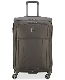 """Delsey Helium 360 25"""" Expandable Spinner Suitcase, Created for Macy's"""
