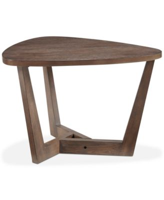 Boomerang End Table, Quick Ship