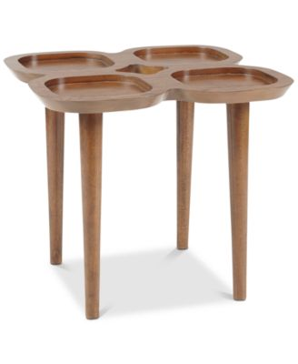 Oden End Table, Quick Ship