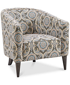 Grayton Accent Chair, Quick Ship