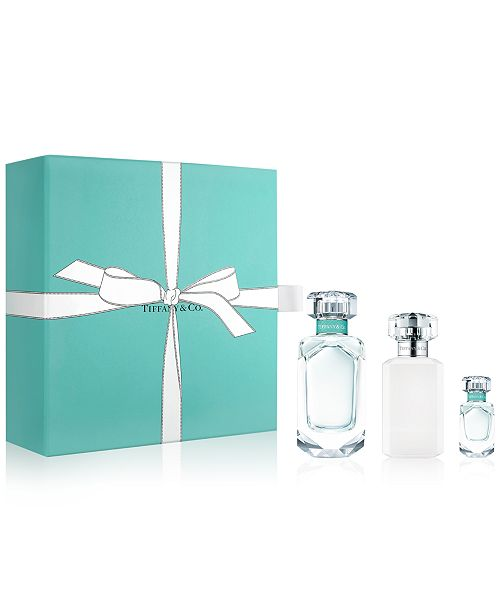 27afc1d25e1 Tiffany & Co. 3-Pc. Gift Set, Created for Macy's! & Reviews - Shop ...
