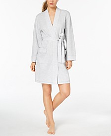 Textured Knit Robe, Created for Macy's