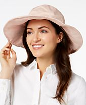 I.N.C. Solid Floppy Hat, Created for Macy's
