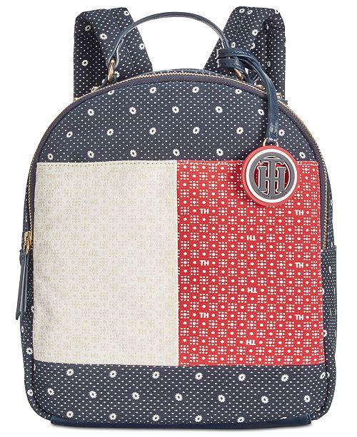 2335bc0126f Tommy Hilfiger Flag Bandana Backpack   Reviews - Handbags ...