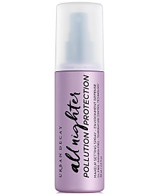 Urban Decay All Nighter Pollution Protection Makeup Setting Spray