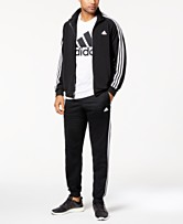f7ca633f2 adidas Men s Essential Tricot Track Jacket   Pants