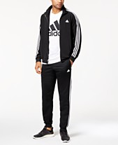 8181ab675697 adidas Men s Essential Tricot Track Jacket   Pants