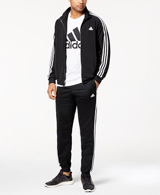 Adidas Men S Essential Tricot Track Jacket Pants Men S Brands