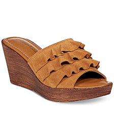 Bella Vita Bey-Italy Wedge Sandals