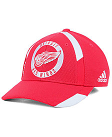adidas Detroit Red Wings Practice Jersey Hook Cap