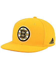 adidas Boston Bruins Core Snapback Cap