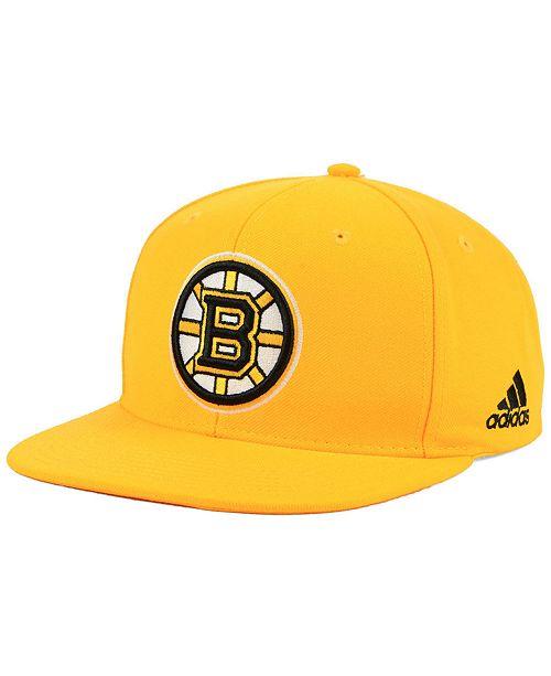 adidas Boston Bruins Core Snapback Cap - Sports Fan Shop By Lids ... 362c4c749a6b