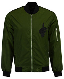 JH Design Men's Cleveland Cavaliers Bomber Jacket