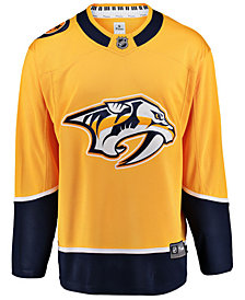Fanatics Men's Nashville Predators Breakaway Jersey
