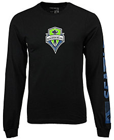 adidas Men's Seattle Sounders FC Keeper Long Sleeve T-Shirt