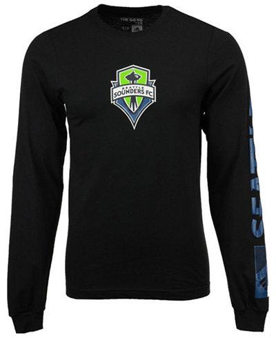 adidas Men's Seattle Sounders FC Keeper Long Sleeve T-Shirt