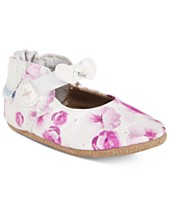 5cf1556811ca0 Robeez Floral Princess Mary-Jane Shoes