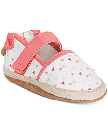 Robeez Bridget Espadrille Shoes, Baby Girls