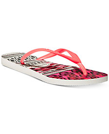 Havaianas Slim Tribal Flip-Flop Sandals