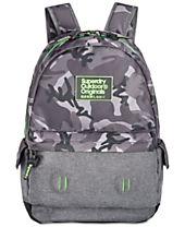 Superdry Men's Camo Montana Backpack
