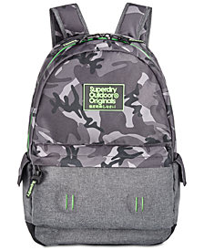 Superdry Men's Camo Montana Backpack