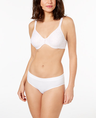 Bali Passion for Comfort Bra & One Smooth U Hipster
