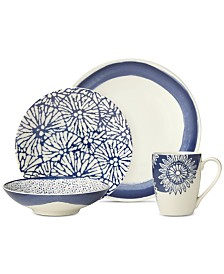 Lenox Market Place Indigo 4-Pc. Place Setting