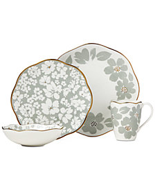 Lenox Scattered Petals 4-Pc. Place Setting