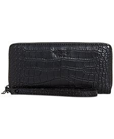 GUESS Keaton Large Zip Around Wallet