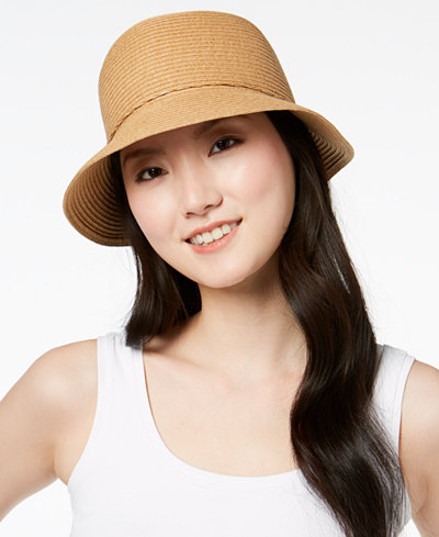 August Hats Forever Classic Cloche