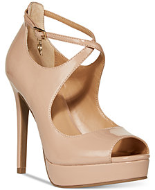Thalia Sodi Chelsie Platform Dress Pumps, Created for Macy's