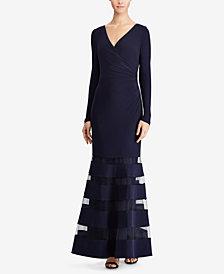 Lauren Ralph Lauren Tulle Gown