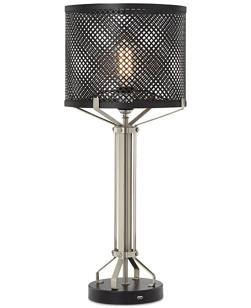Pacific Coast Cinder Table Lamp