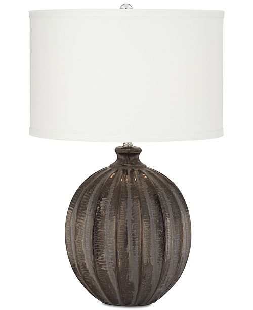 Kathy Ireland Pacific Coast Lincoln Table Lamp