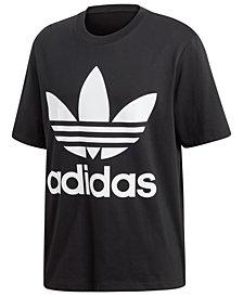 adidas Originals Men's adicolor Big Logo T-Shirt