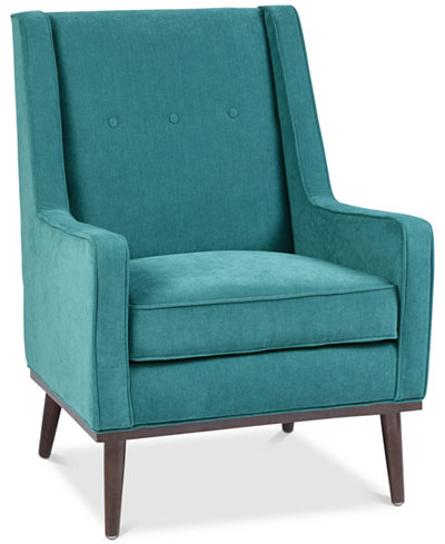 Ally Accent Chair, Quick Ship