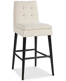 Alina Bar Stool, Quick Ship