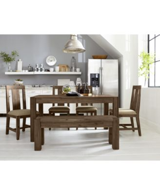 Canyon Small 6-Pc.Dining Set, (60