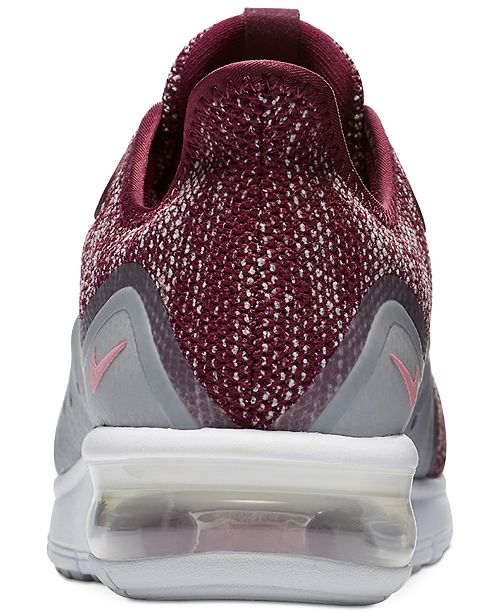 1da214c039 Nike Women's Air Max Sequent 3 Running Sneakers from Finish Line ...