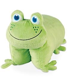 Frog Folding Pillow