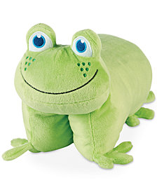 Go Travel Frog Folding Pillow